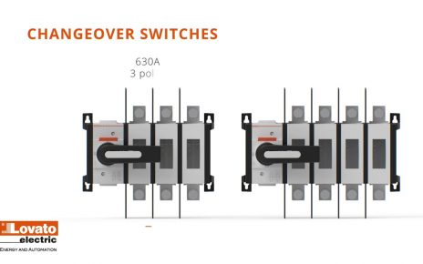 Switches LOVATO Electric GL