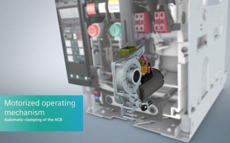 Siemens 3WL air circuit breakers