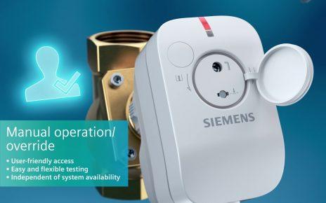 Siemens Room Actuator SSA KNX