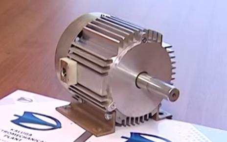 Синхронный двигатель ДСМ