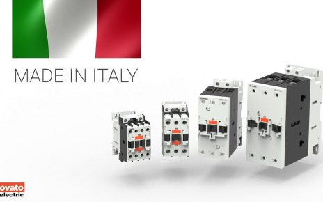 LOVATO Electric contactors BF series