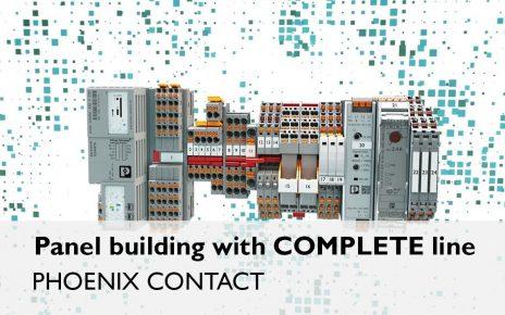 Phoenix Contact COMPLETE line