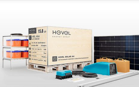 Hevel electrostation