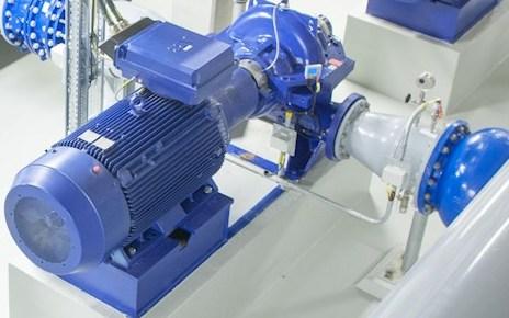 ABB IE5 SynRM motors
