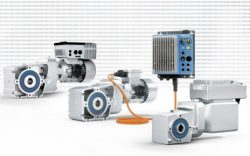 Decentralized frequency inverters NORD
