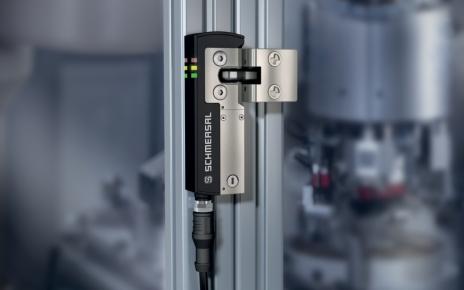 Schmersal AZM40 solenoid interlock