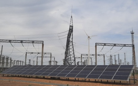 RES generators for substations