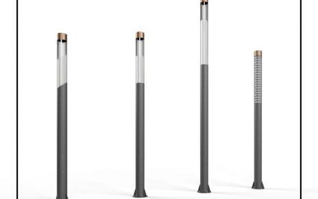 Садово-парковые LED светильники «RONDO CIL»