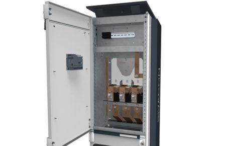 Siemens SIVACON S8 low-voltage switchboard